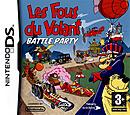 jaquette Nintendo DS Les Fous Du Volant Battle Party