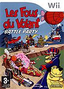 jaquette Wii Les Fous Du Volant Battle Party