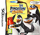 jaquette Nintendo DS Les Pingouins De Madagascar