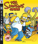 jaquette PlayStation 3 Les Simpson Le Jeu