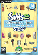 Les Sims 2 : Kit Cuisine et Salle de Bain Design