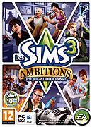 jaquette Mac Les Sims 3 Ambitions