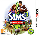 jaquette Nintendo 3DS Les Sims 3 Animaux Cie