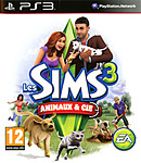 jaquette PlayStation 3 Les Sims 3 Animaux Cie