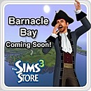 jaquette PC Les Sims 3 Barnacle Bay