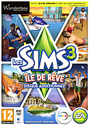 jaquette Mac Les Sims 3 Ile De Reve