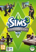 Les Sims 3 : Inspiration Loft Kit