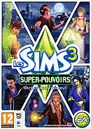 jaquette PC Les Sims 3 Super pouvoirs