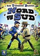 jaquette PC Les Tuniques Bleues Nord Vs Sud