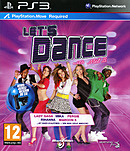 jaquette PlayStation 3 Let s Dance With Mel B