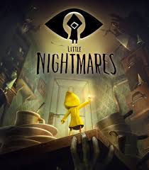 jaquette PC Little Nightmares