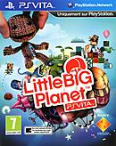 jaquette PS Vita LittleBigPlanet