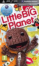 jaquette PSP LittleBigPlanet