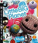 jaquette PlayStation 3 LittleBigPlanet