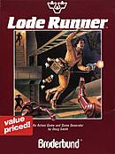 jaquette Atari ST Lode Runner