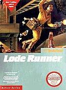 jaquette Nes Lode Runner