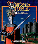 jaquette Amiga Lords Of The Realm