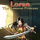 jaquette PC Loren The Amazon Princess