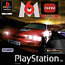 jaquette PlayStation 1 M6 Turbo Racing