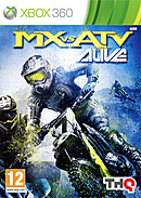 jaquette Xbox 360 MX Vs ATV Alive