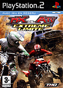 jaquette PlayStation 2 MX Vs ATV Extreme Limite