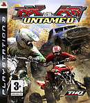 jaquette PlayStation 3 MX Vs ATV Extreme Limite
