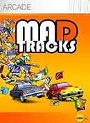 jaquette Xbox 360 Mad Tracks