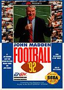 Madden NFL 92