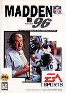 jaquette Megadrive Madden NFL 96