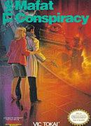 Mafat Conspiracy Golgo 13