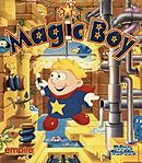 jaquette Amiga Magic Boy