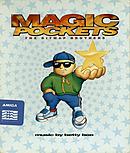 jaquette Amiga Magic Pockets