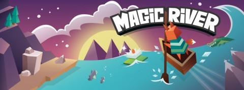 jaquette iOS Magic River
