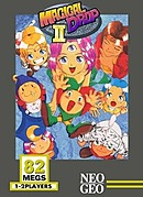 jaquette Neo Geo Magical Drop II