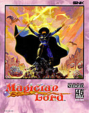 jaquette Neo Geo Magician Lord
