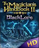 jaquette iPad Magician s Handbook 2 Blacklore HD