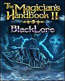 jaquette iPhone Magician s Handbook 2 Blacklore