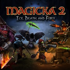 jaquette PlayStation 4 Magicka 2 Ice Death And Fury