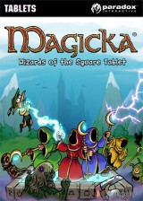 jaquette iOS Magicka Wizards Of The Square Tablet