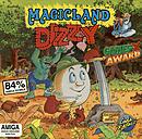 jaquette Amiga Magicland Dizzy