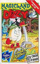 jaquette Commodore 64 Magicland Dizzy