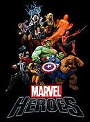 jaquette Mac Marvel Heroes
