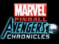 jaquette PS Vita Marvel Pinball Avengers Chronicles
