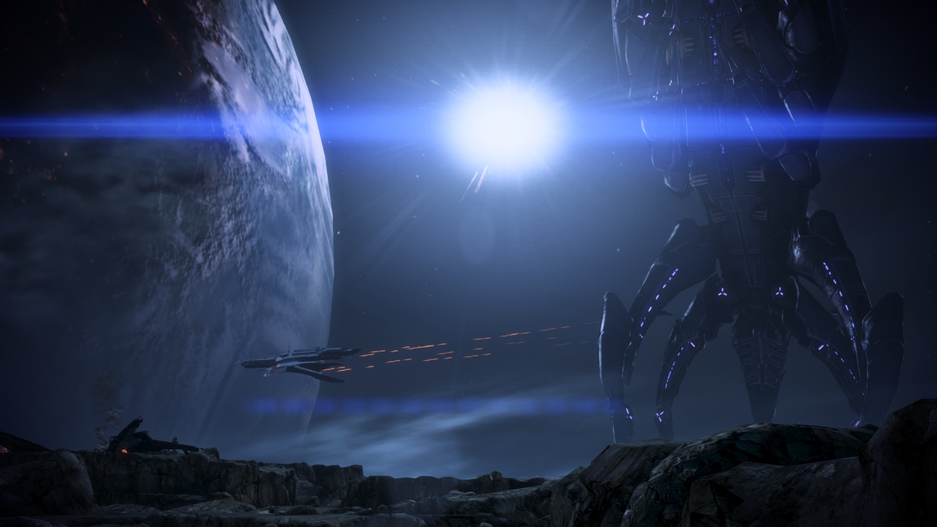 mass effect 3 wallpaper 3