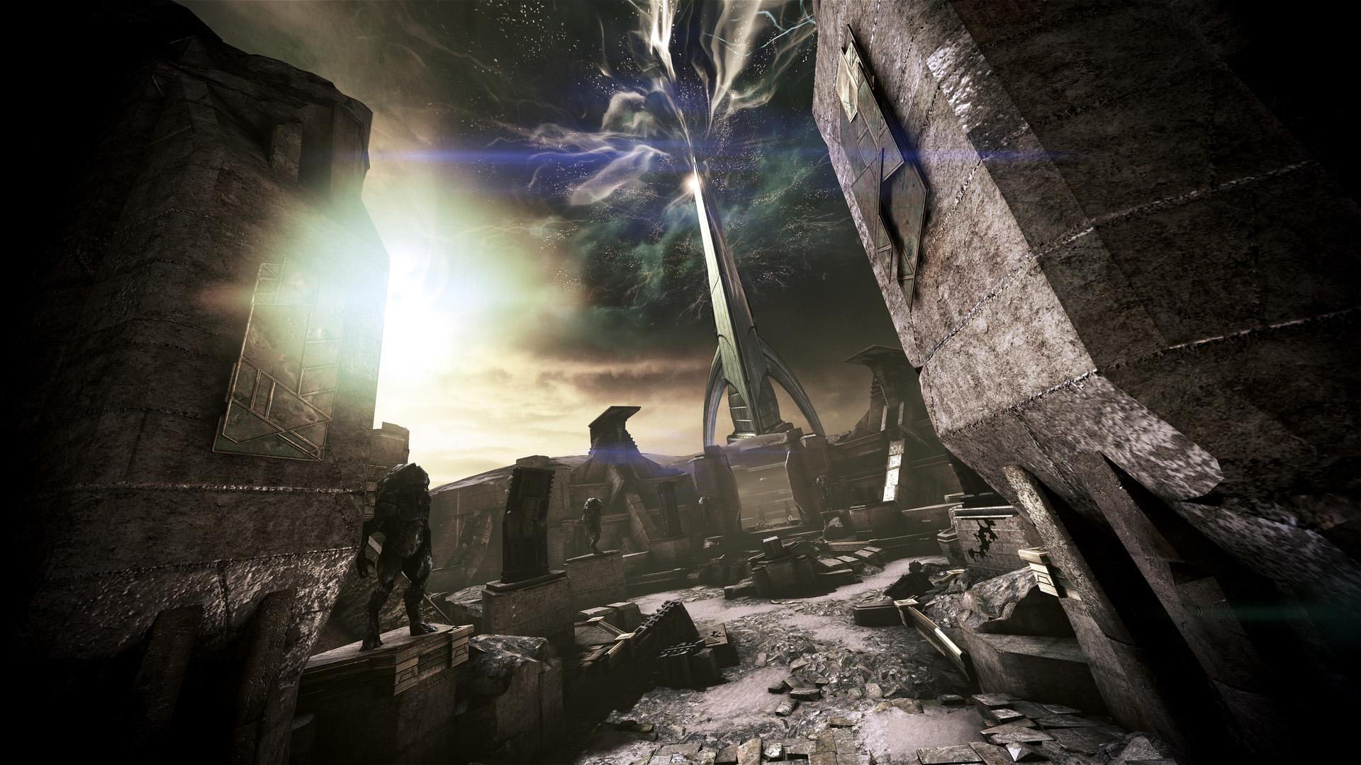 Wallpapers, fond d'ecran pour Mass Effect 3 PC, PS3, Xbox