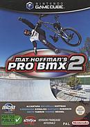 jaquette Gamecube Mat Hoffman s Pro BMX 2