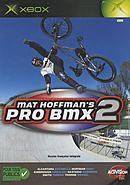jaquette Xbox Mat Hoffman s Pro BMX 2