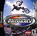 jaquette Dreamcast Mat Hoffman s Pro BMX