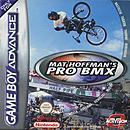 jaquette GBA Mat Hoffman s Pro BMX