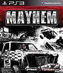 Mayhem destruction derby